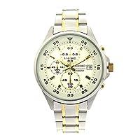 セイコー SEIKO 腕時計 メンズ SKS629P1 クォーツ ホワイト シルバー[逆輸入品][wimp]
