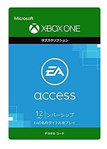 EA Access - 12ヶ月メンバーシップ EAの名作タイトルをプレイ|オンラインコード版