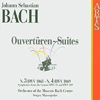 Overtures & Suites 3 & 4