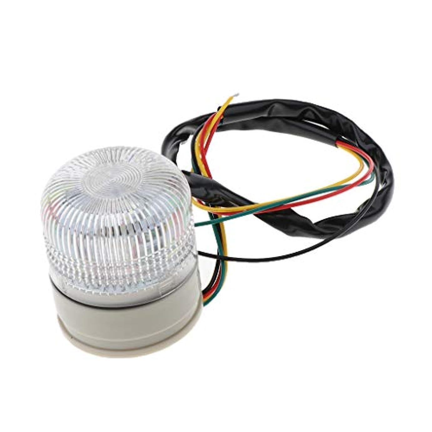 元気巧みな修羅場F Fityle 回転三色 LED 警報ランプライト 緊急 点滅信号警報ランプ