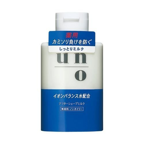 資生堂 ウーノ 薬用アフターシェーブミルク 160ml