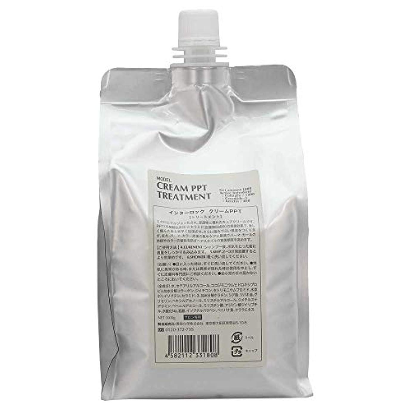 香栄化学 クリームPPT トリートメント レフィル 1000g