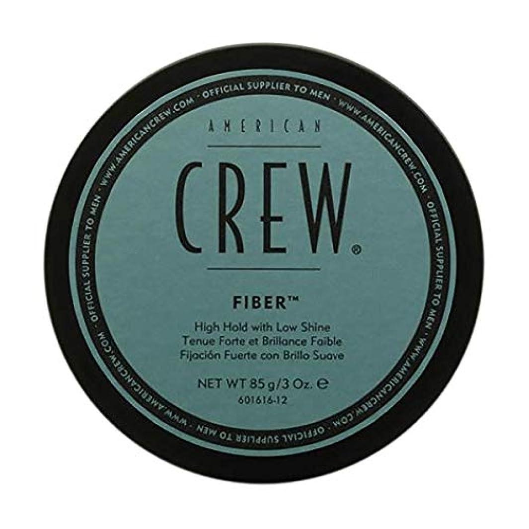傷つきやすい損なうなくなるアメリカンクルー クラシック ファイバー American Crew Fiber 85g [並行輸入品]