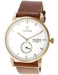 44d8ef9980 トリワ TRIWA クオーツ 腕時計 FALKEN FAST101-CL010214 ホワイト ...