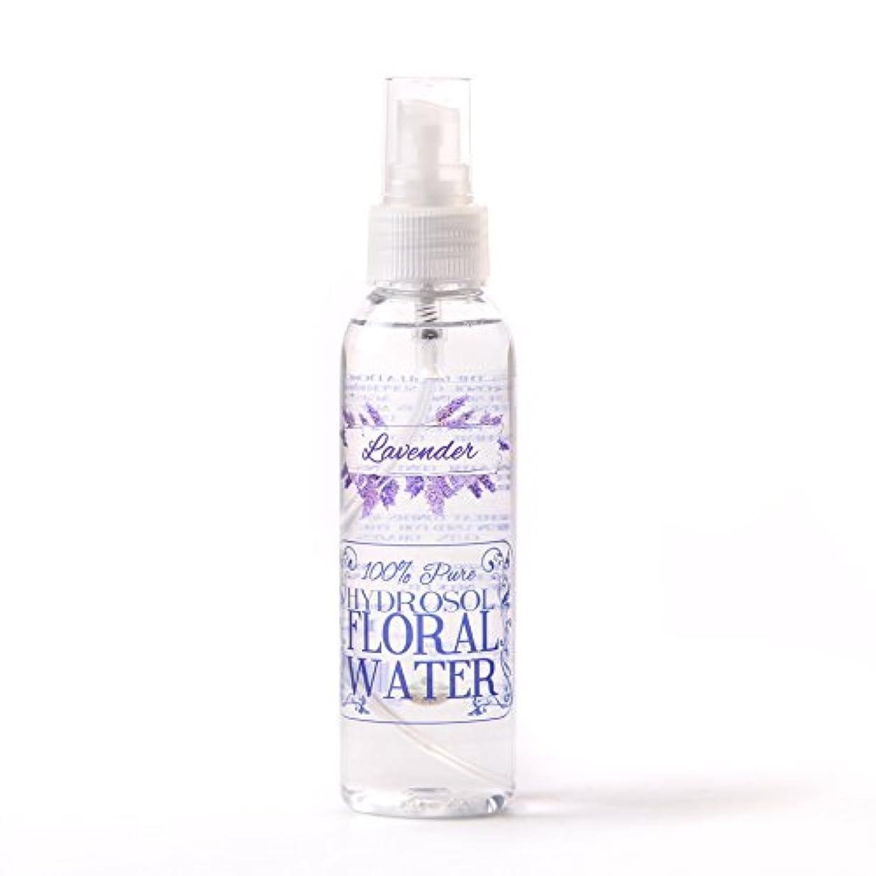 優越パイ全能Lavender Hydrosol Floral Water With Spray Cap - 125ml
