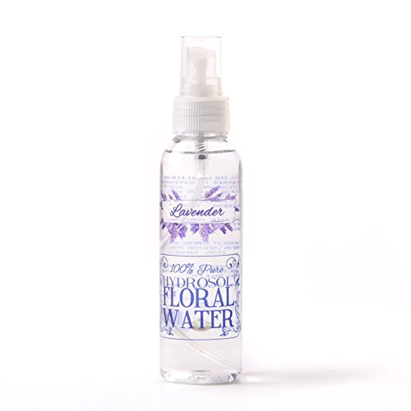 プラスチック炎上確認してくださいLavender Hydrosol Floral Water With Spray Cap - 125ml