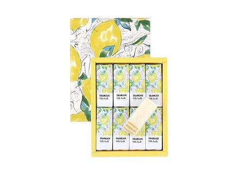 【横浜 土産 通販】果実をたのしむミルフィユ レモン 8個入| フランセ
