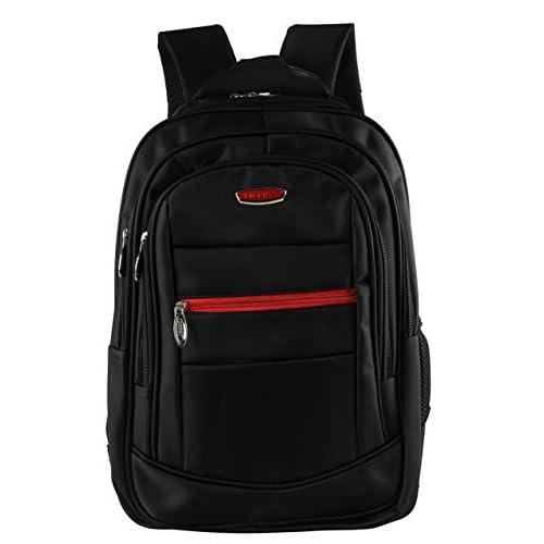 Diophy J3045 BK Laptop Backpack Multiple Compartments Travel Bag [並行輸入品]