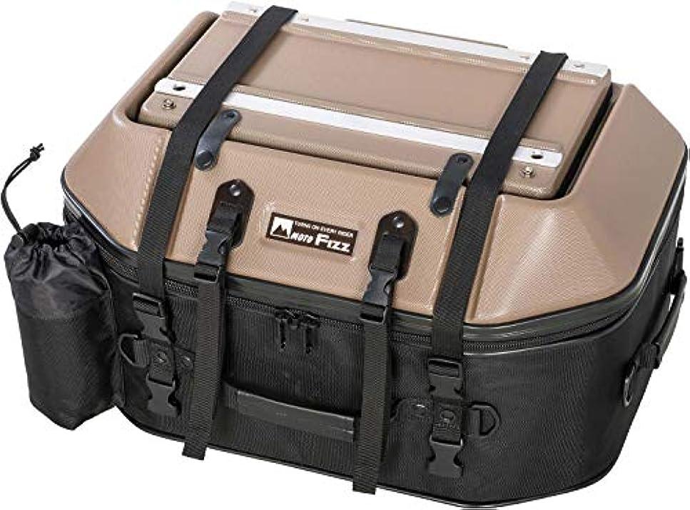 聖なるリレー生き返らせるタナックス(TANAX) MOTOFIZZ シートバッグ キャンプテーブルシートバッグ ブラウン 45L MFK-270
