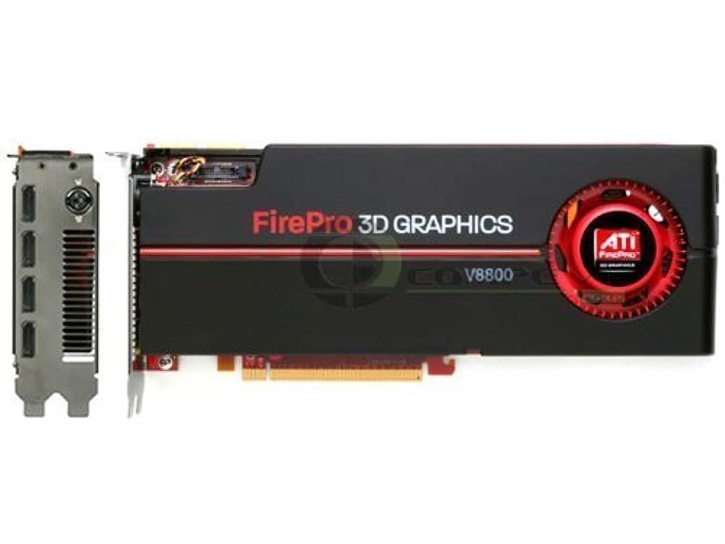 工業化するくつろぐ批評AMD 100 – 505603 FirePro v8800グラフィックカード – 2 GB gddr5 SDRAMPCI Express 2.0 x16 .FirePro v8800 pcie16 2 GB gddr5 4port DP 225 W F /グラフィックス2 x Pwr Con v-card。2560 x 1600 – CrossFire – DisplayPort