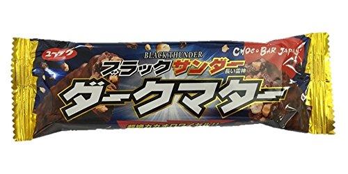 有楽製菓 ブラックサンダーダークマター 56g×12本