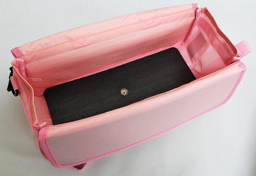 絵の具バッグフェイバリトハート女の子向けかわいい画材バッグ