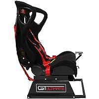 Next Level Racing レーシングシート Seat Add On for Wheel Stand リクライニング機能 NLR-S003 【国内正規品】