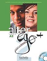 ALTER EGO+-2/LIVRE+CD-ROM (Francais Langue Etrangere)