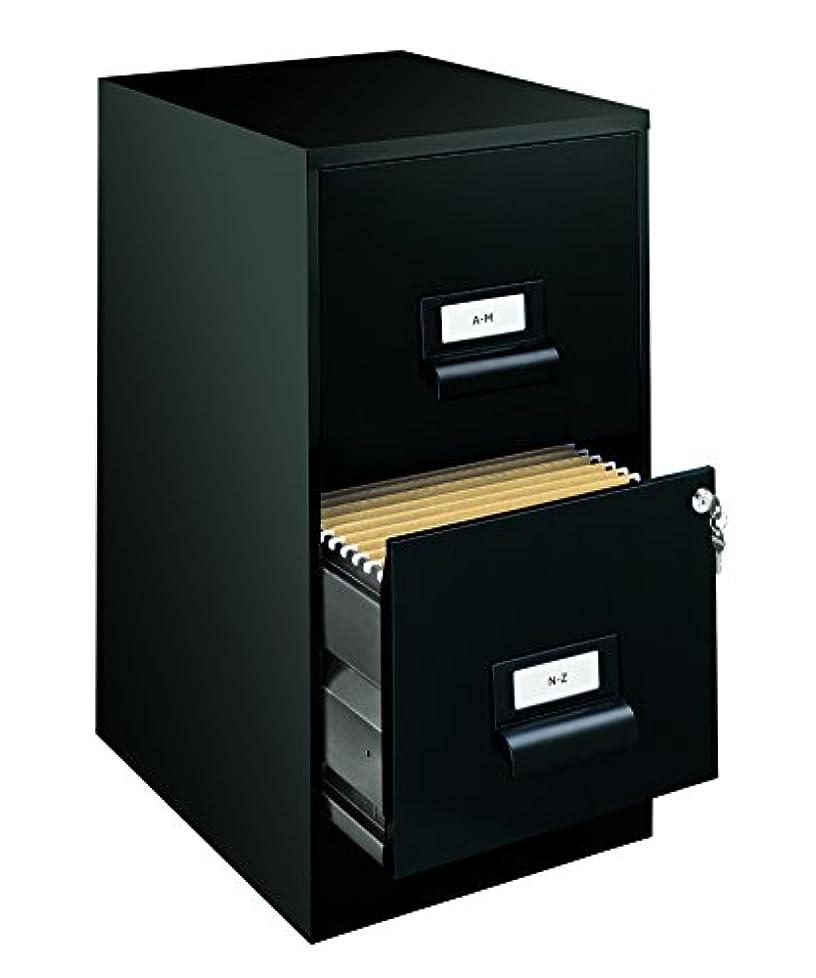 ボックス十年トランペットスペースソリューションプレミア高さファイルキャビネット(21644 )