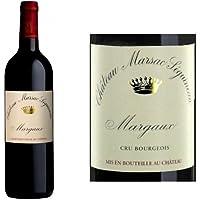 赤ワイン フランス ボルドー メドック マルゴー メルロー カベルネ・ソーヴィニョン シャトー・マルサック・セギノー 2011 750ml