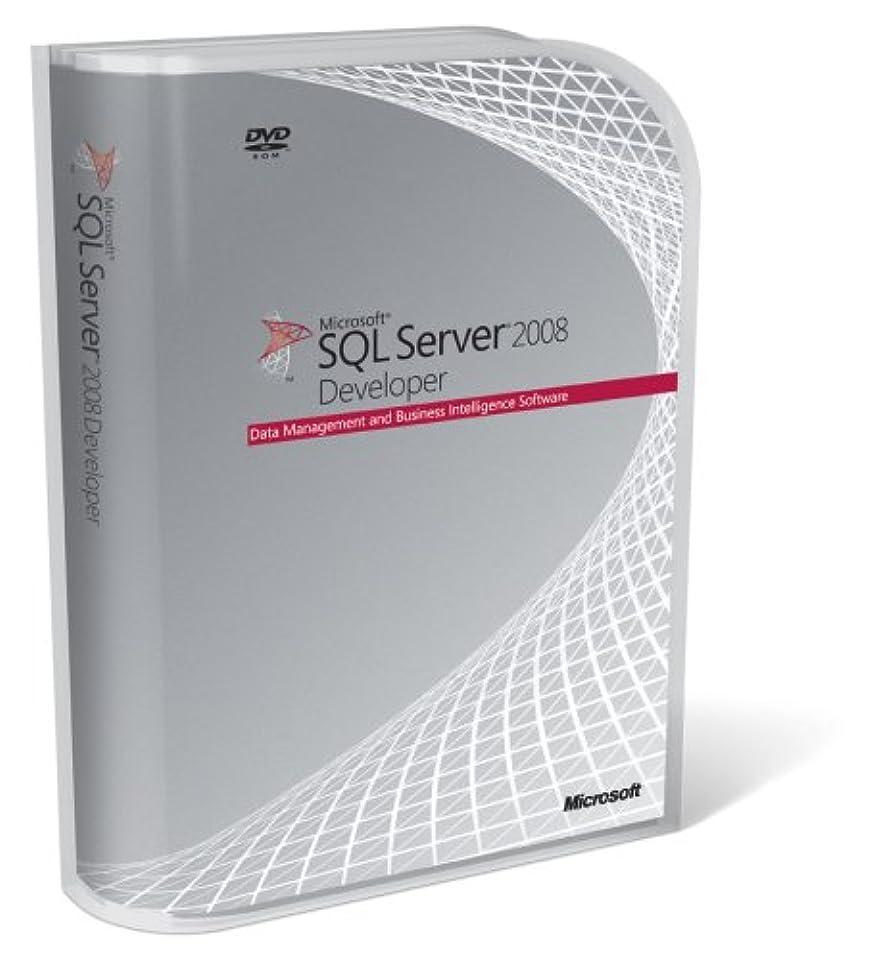 電子レンジ漏斗遺伝的SQL Server 2008 Developer 日本語版