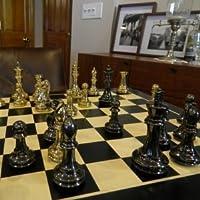 家宝Tournament真鍮チェスセット