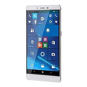 mouse SimフリーWindowsPhone (Simフリー/Windows10 Mobile/Office Mobile/大画面 6型フルHD/3GBメモリ/保護シート付)  MADOSMA Q601
