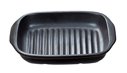イシガキ産業 グリル名人 耐熱陶器プレート 角型 3749...