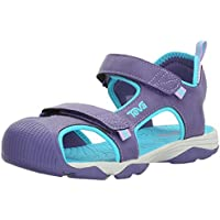 Teva Kids Girls Toachi 4 Slide Sandals US