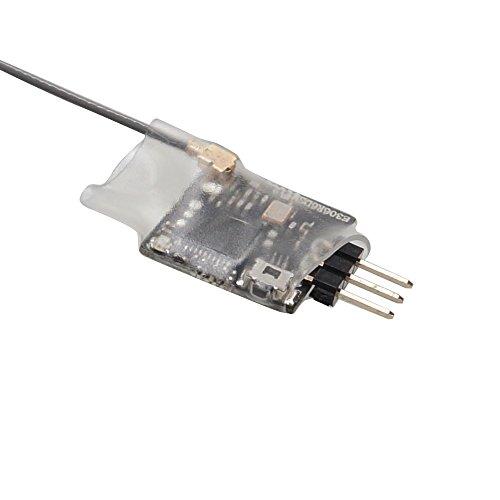 Radiolink R6DSM 2.4G 10-Ch DSSS と FHSS受信機 プロポレシーバ ドローンパーツ
