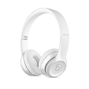 Beats by Dr.Dre ワイヤレスヘッドホン Beats Solo3 Bluetooth対応 密閉型 オンイヤー リモコン有り ホワイト MNEP2PA/A 【国内正規品】