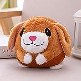 ZHUOTOP Funny Electric Jump Singing Cute Stuffed Plush Toy Learn Intellectual Development Dog