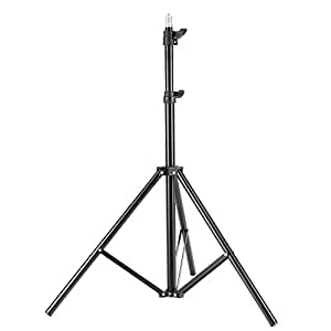 NEEWER プロ ライトスタンド 6.23ft(190cm) アルミ製 【並行輸入品】