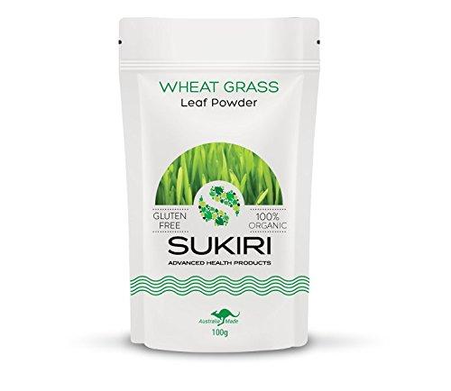 SUKIRI ウィートグラス(小麦緑葉粉末)