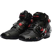 Mountain Bike Shoes, Summer Breathable Road Biking Shoes Anti-Slip Wear Resistant Sports Sneakers,Black,40