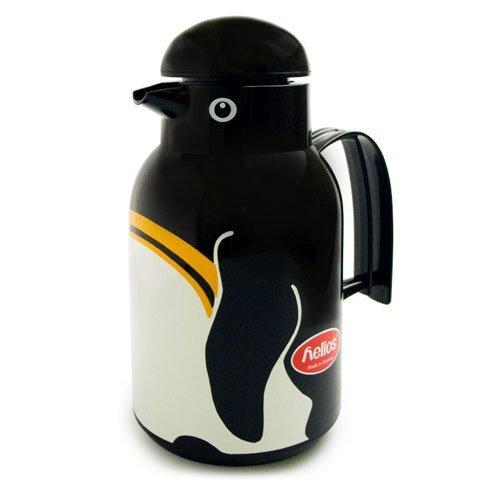 ヘリオス サーモバード ペンギン 1.0L魔法瓶