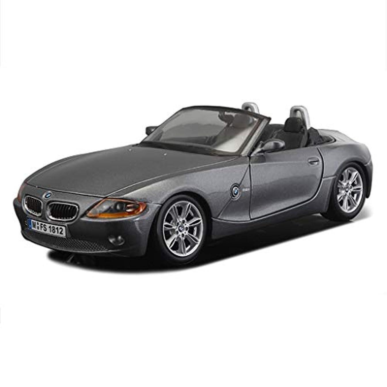 上に品揃え状態XXHDYRカーモデルカー1:24 Z4シミュレーション合金ダイカスト玩具ジュエリースポーツカーコレクションジュエリー17x7.8x4.5CM