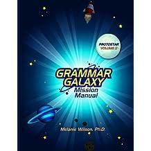 Grammar Galaxy: Protostar: Mission Manual