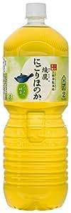 [2CS] コカ・コーラ 綾鷹 にごりほのか お茶 ペットボトル (2L×6本)×2箱