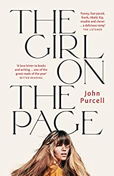The Girl On The Page by [Purcell, John]