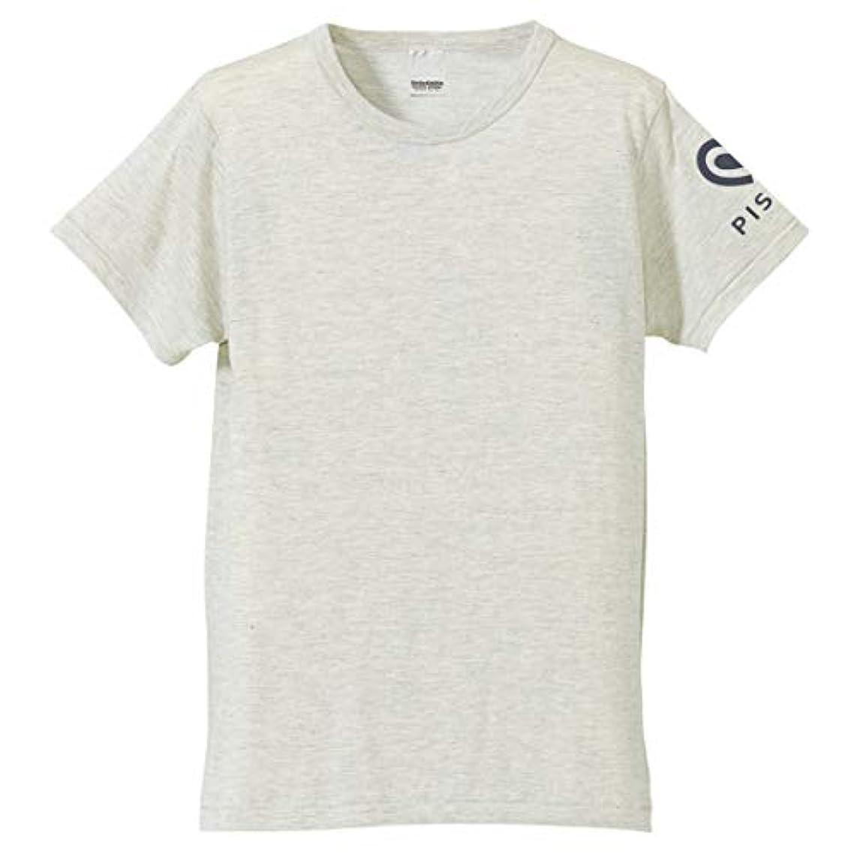 突然の保持するいろいろPISSEI トライブレンド Tシャツ-オートミール