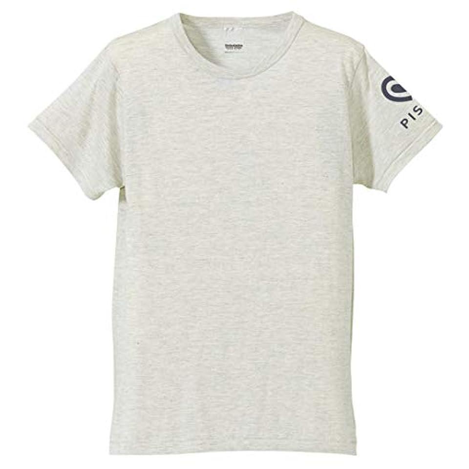ラベンダーベンチ市民PISSEI トライブレンド Tシャツ-オートミール