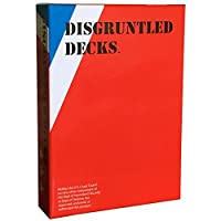 Disgruntled Decks - The Original Military Party Card Game for Veterans - Coastie-Themed Deck [並行輸入品]