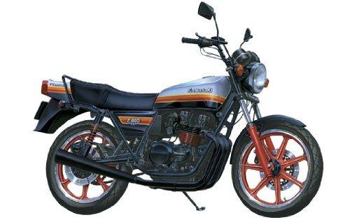 1/12 ネイキッドバイク No.68 カワサキ Z400FX E4 LTD グランプリ仕様