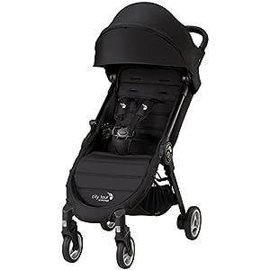 baby jogger(ベビージョガー) コンパクトベビーカー city tour (シティツアー) オニキス BK 5歳まで使える & 小さくたためる & 背負えるキャリーバッグ付き 2022279