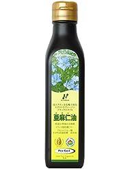 ニューサイエンス カナダ産 亜麻仁油200ml オーガニック