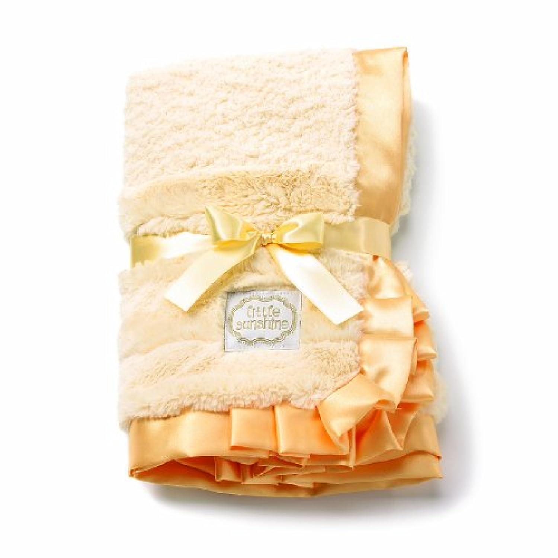 kathy ireland Blanket, Yellow by Demdaco