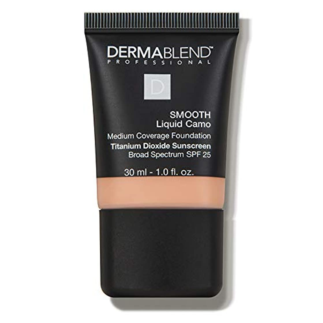 飼料映画スリーブダーマブレンド Smooth Liquid Camo Foundation SPF 25 (Medium Coverage) - Copper (55W) 30ml/1oz並行輸入品