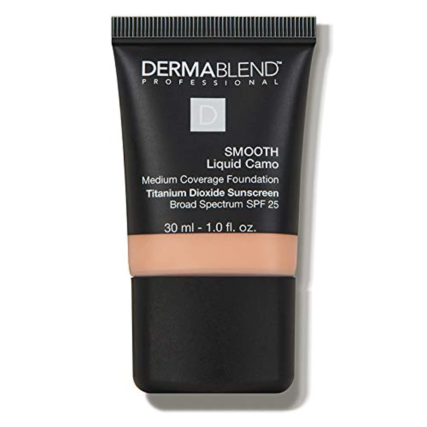 ダーマブレンド Smooth Liquid Camo Foundation SPF 25 (Medium Coverage) - Copper (55W) 30ml/1oz並行輸入品