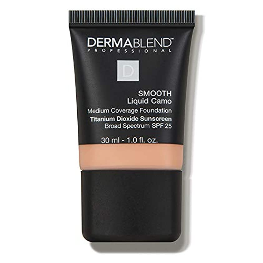 儀式バンド下向きダーマブレンド Smooth Liquid Camo Foundation SPF 25 (Medium Coverage) - Copper (55W) 30ml/1oz並行輸入品