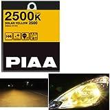PIAA(ピア)  HY101 ソーラーイエロー2500 ハロゲンバルブ H4 SOLAR YELLOW 2500