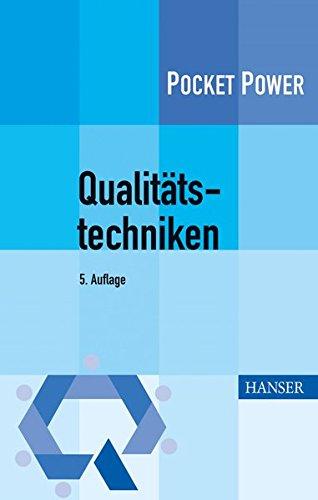 Download Qualitatstechniken, 5.A. 3446434631