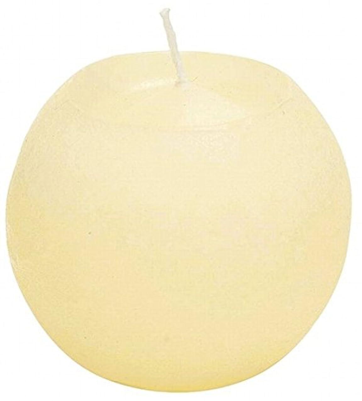 狂った緑カッターヤンキーキャンドル( YANKEE CANDLE ) ラスティクボール100 「 アイボリー 」