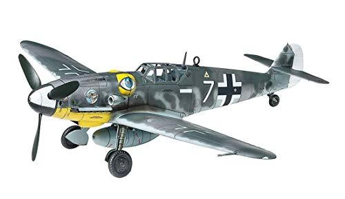 タミヤ 1/72 ウォーバードコレクション No.90 メッサーシュミット Bf109 G-6 プラモデル 60790